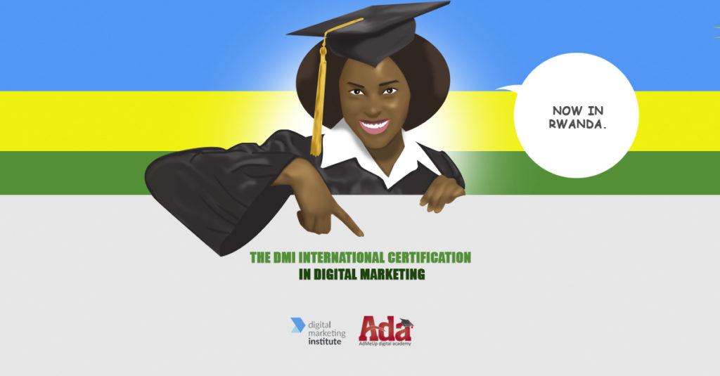 Digital Marketing Training and Certification Rwanda