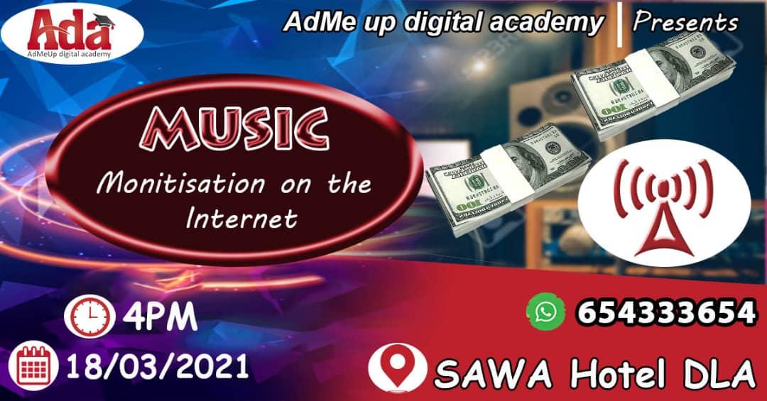 ADA presents music monetization event